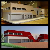 Relax Center finished models 1 by A-Teivos