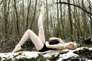 The woods ballerina by KatrinaCorrigan