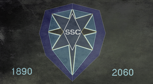 SSC flag gift by EmperorMyric