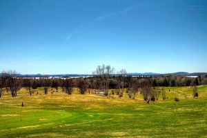 Duparquet Golf HDR by digswolf