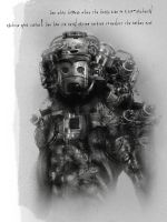 INSANE CYBERMAN by Sallow