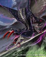 MONSTER x DRAGON art work02 by kometani