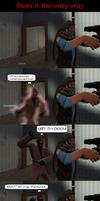gmod - Doin' it the easy way by Stormbadger