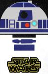 Star Wars Movie Poster: R2D2 by A-Dawg13