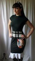 cowgirl skirt 2 by smarmy-clothes