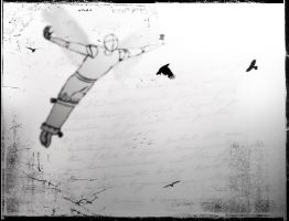 Flying by Chacho