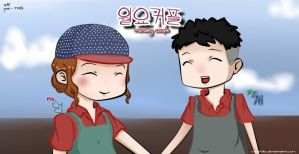 Monday Couple by nagehiko