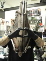 Pyramid Head Loves you by ChrisOzFulton