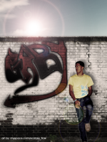 Grafitty Manipulation by EfGraphicDesing