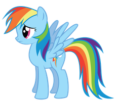 Rainbow Dash- That's It...? by charli3brav0