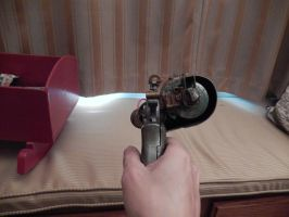 Jack's Revolver First Person - Bioshock by Zainin-El-WhiteDemon