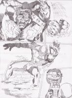 Hulk comic page number 3 by hiasi
