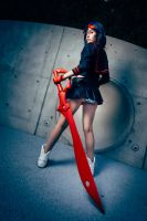 Kill La Kill: I'm Not Your Cute Woman by PurblindCosplay