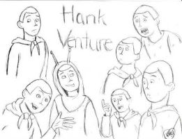 Hank Venture IS loved by ebonystarfire
