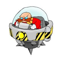 Robotnik by ALhedgehog