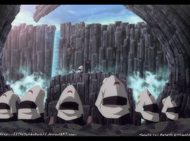 Naruto 700+5 The Rebirth Of Akatsuki by IITheYahikoDarkII