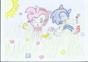 little sonamy picnic by blakfire1162