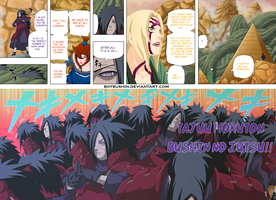 Naruto 578 page 8-9 Project Akiba-Kei by MilarS