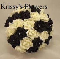 Krissy. Wedding Flowers. by HPandThe13GirlsPlus1