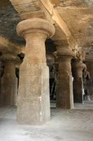 Elephanta Caves by InverseReality-2