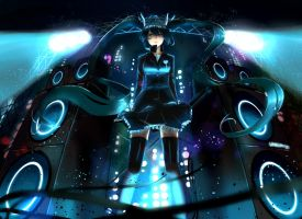 Hatsune miku - love like sh*t by soompook2122