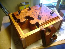 Puzzle Box by Tahirbrown