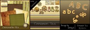 Cinnamon Tea Kit by noema-13