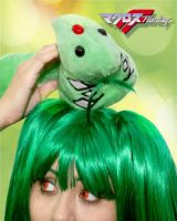 Ranka Lee and Ai kun::::: by Witchiko