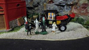 The Munsters by hankypanky68
