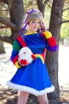 Rainbow Brite cosplay with Twink by jobiberry
