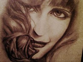 Florence Welch Complete by Moonishungry