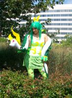 serperior-otakon 2013 by carblecca