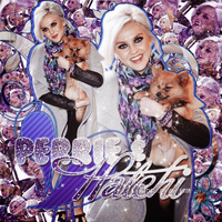 Perrie and Hatchi by KatheFelton