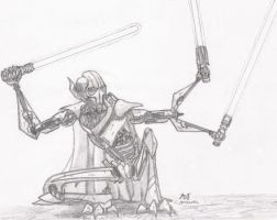 General Grievous by bludawg7