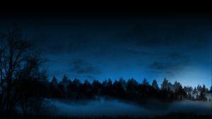 Blue Forest by Rocksteadykevie