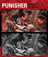 Punisher war zone by Tortuegfx