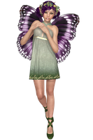Faerie Pack 4 Preview 1 by joannastar-stock