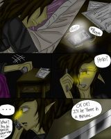 The paranomal killer page (Prologue) by mgwolf999
