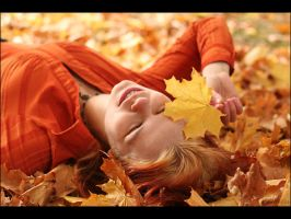 Autumn dreams by Gerika