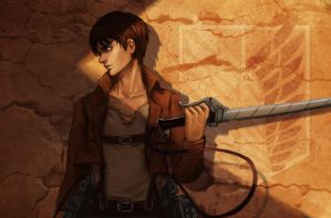Eren by thewordlesssignature