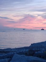 canada day sunset 2 by ibartley