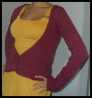 Mrs. Darcy Cardigan by radioactive-orchid