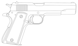 Colt 1911 Government by cashel111