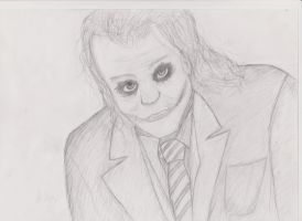 The Joker by iBoy98
