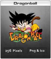 Dragonball - Anime Icon by DevilL-Dante