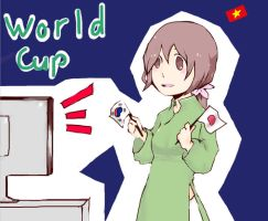 World Cup and Vietnam-aph by K0run0