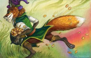 Fur the 'More 2015 - Team Leprechaun by windfalcon