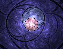 The Stained Glass Cosmos by anguspie