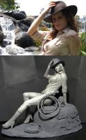 Fem Indiana Jones by SKBstudios