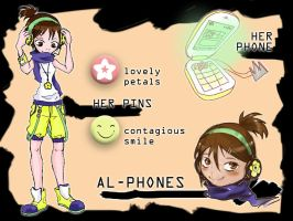 the world ends with.. Al by red3erry